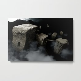 seventh for the mountains Metal Print