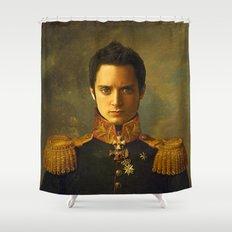 Elijah Wood - replaceface Shower Curtain