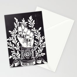 Mano Fica Stationery Cards