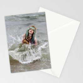 Queen of Cups Tarot Card Stationery Cards