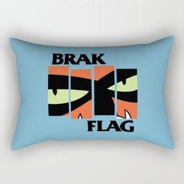 Brak Flag Rectangular Pillow