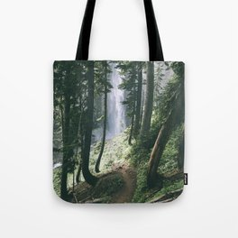 To The Falls Tote Bag