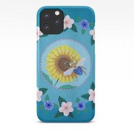 Australian Spring Mandala iPhone Case