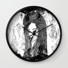 Woman | Daughter | Sister | Girlfriend | Companion Wall Clock