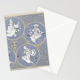 Amino Acid Horoscope - Overlay Stationery Cards