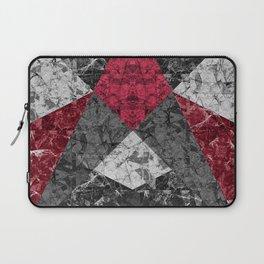 Marble Geometric Background G431 Laptop Sleeve