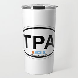 Tampa - Florida. Travel Mug