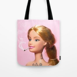 Doll Grown Up Tote Bag
