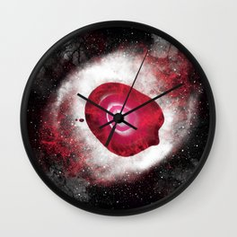Eye Wall Clock
