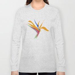 Strelitzia Long Sleeve T-shirt