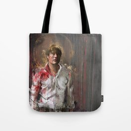 In the kitchen Tote Bag