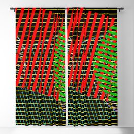 2406 Pattern evolution 4 Blackout Curtain