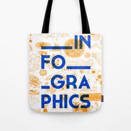 INFOGRAPHICS Tote Bag