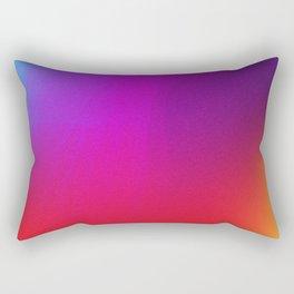 Color Exploration 001 Rectangular Pillow