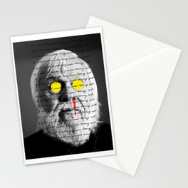 Boring Art: Baldissari Stationery Cards