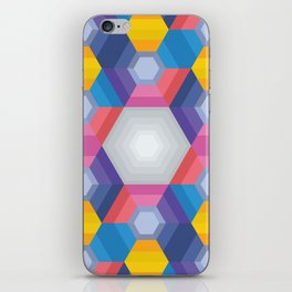Polyblock iPhone Skin