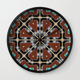 Octogons Wall Clock