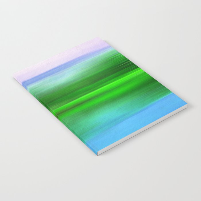 EARTH POEM Notebook