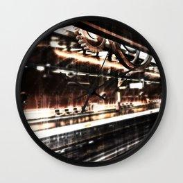 Paris - Arts et Métiers Metrostation Wall Clock