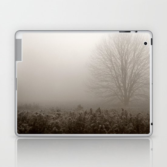 Falls first frost Laptop & iPad Skin