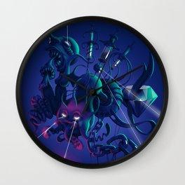 Night Time Wall Clock