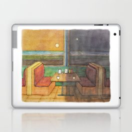 Diner Days, Diner Nights Laptop & iPad Skin