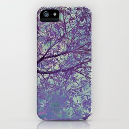 forest 2 #forest #tree iPhone Case