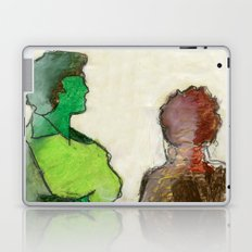 Bus Stop Laptop & iPad Skin