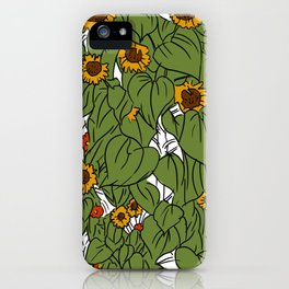 The Great Prairie iPhone Case