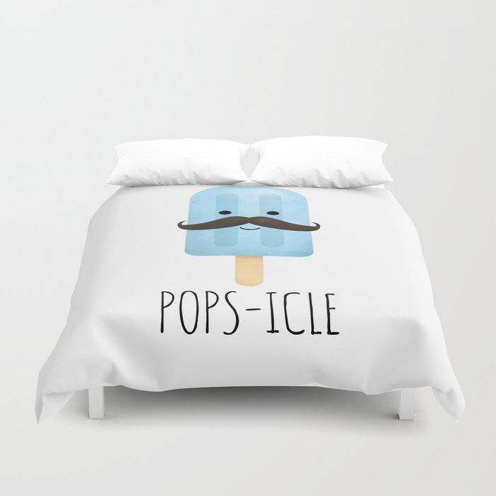 Pops-icle Duvet Cover