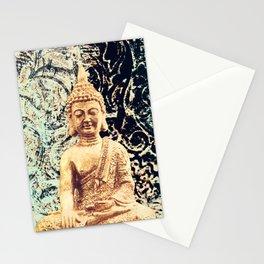 Earth Zen Buddha Stationery Cards