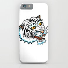 Traditional White Bengal Tiger iPhone 6s Slim Case
