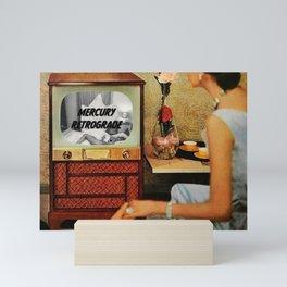 Spooky Mercury Retrograde Mini Art Print