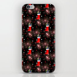 Christmas Stockings iPhone Skin