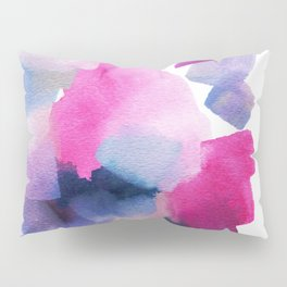 Nod Abstract Painting Pillow Sham