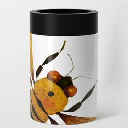 Bumble Bee Can Cooler