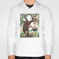 jungle Hoodies featuring JUNGLE by GEEKY CREATOR