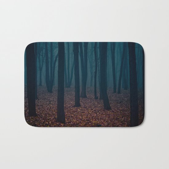 WITCHES FOREST Bath Mat