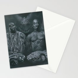 KING VS KING Stationery Cards