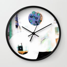 Three Souls Wall Clock