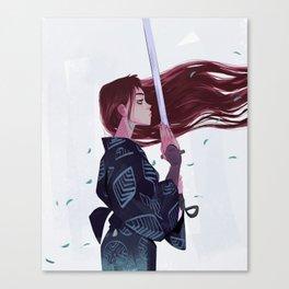 THE VOW Canvas Print
