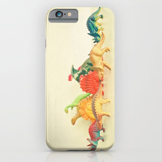 Walking With Dinosaurs iPhone & iPod Case