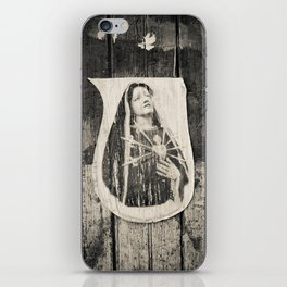 Pray for me iPhone Skin