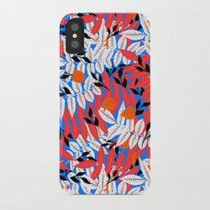 Autumn beauty iPhone X Slim Case