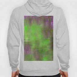 Green Color Fog Hoody