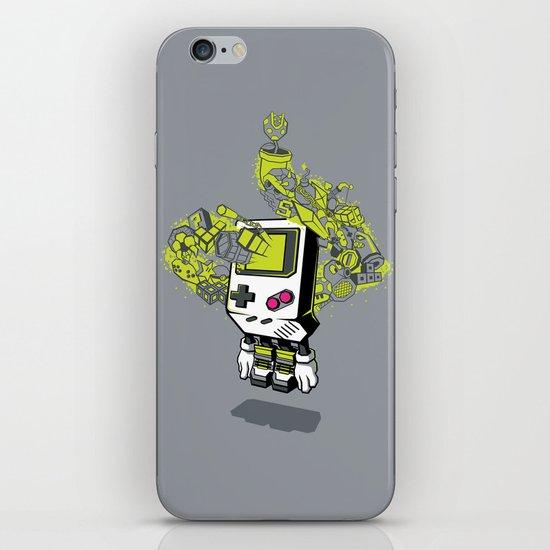 Pixel Dreams iPhone & iPod Skin