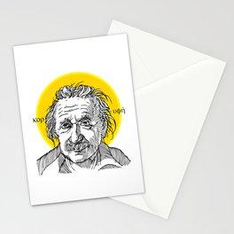 St. Einstein Stationery Cards