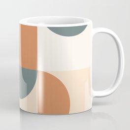 Mid Century Modern Geometric 23 Coffee Mug