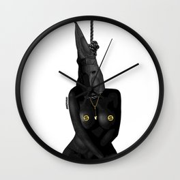 The New KKK Wall Clock