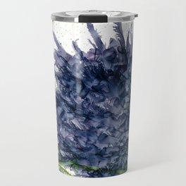 Purple Detonation Travel Mug